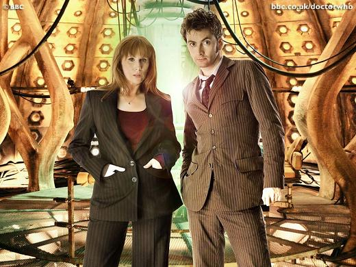 Doctor and Donna Series 4